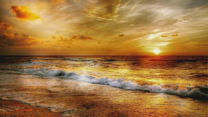 Henne Strand Dänemark
