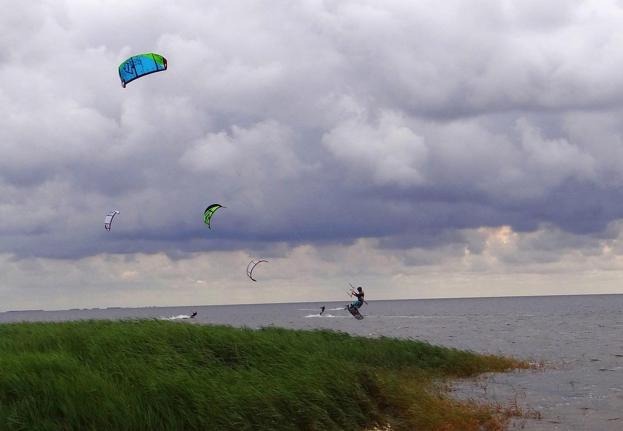 Kitesurfen Ringkøbing Fjord