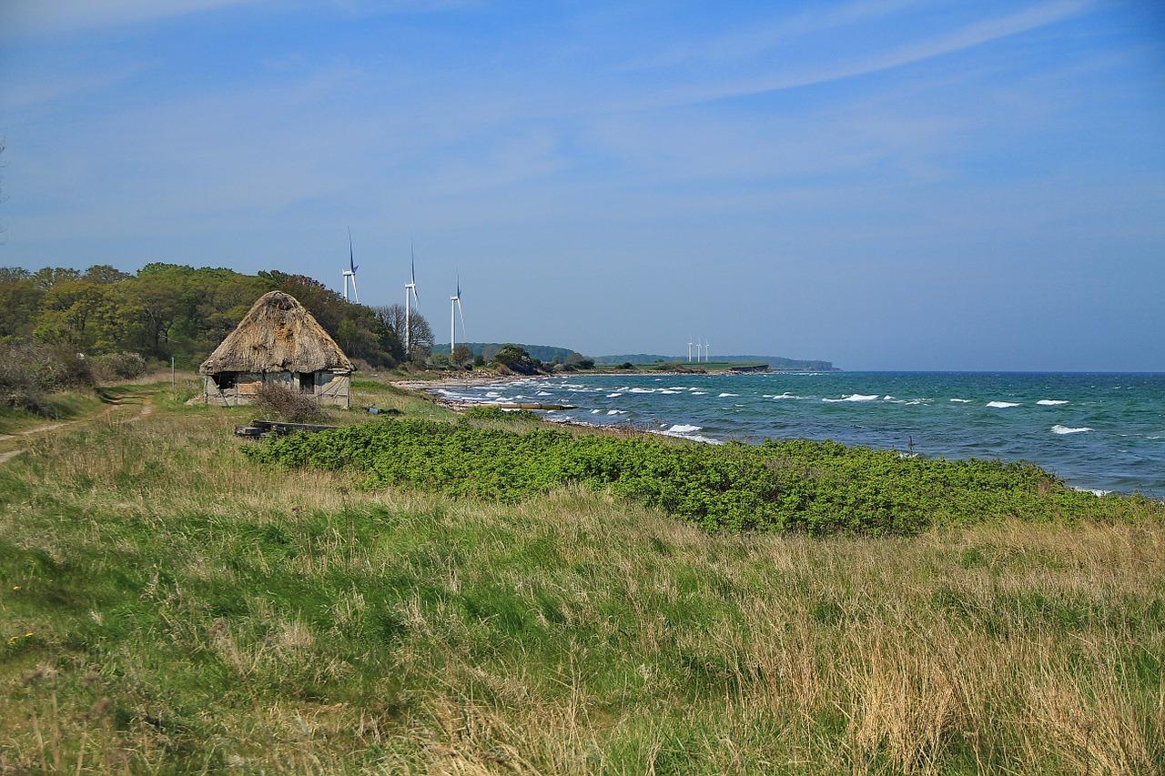 Langeland Dänemark