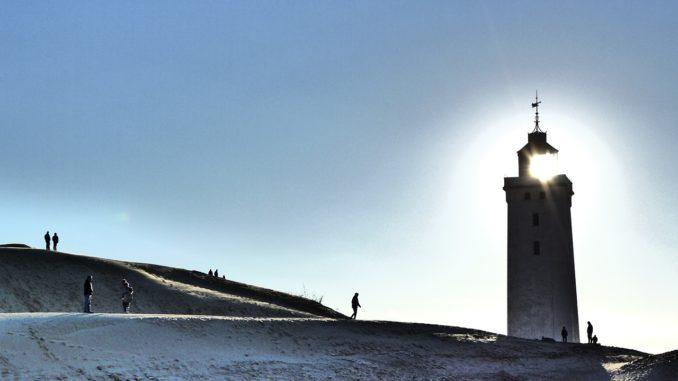 Leuchtturm Lønstrup