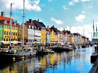 Nyhavn Dänemark