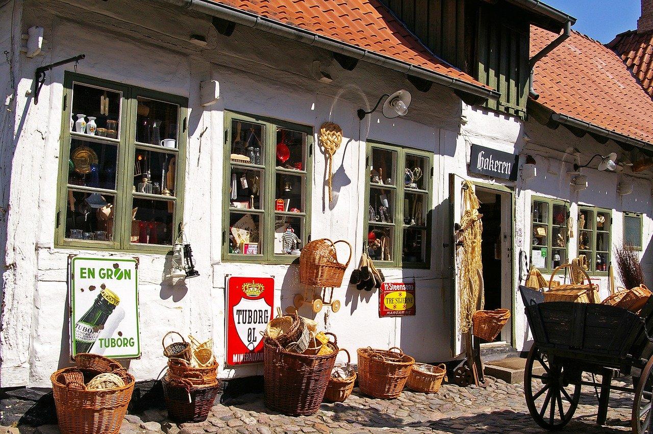 Geschenke aus Dänemark